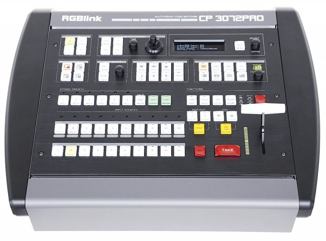 RGBlink CP3072PRO - Mixer Video