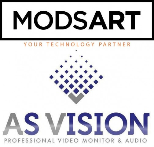 Partnership commerciale fra Mods Art e AS Vision