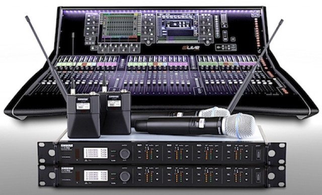 Allen & Heath dLive V1.7