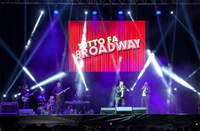 "Pio e Amedeo in tour con ""Tutto fa Broadway"""