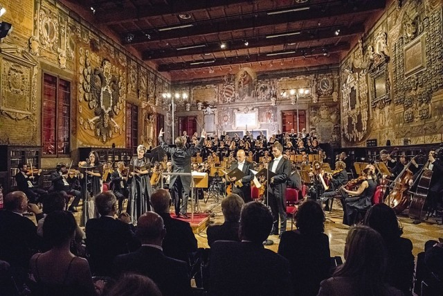 Rossini Stabat Mater – live streaming dalla sala omonima