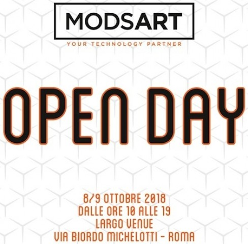 Mods Art Open Day