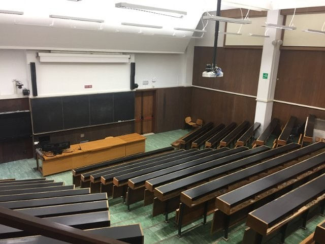 L-Acoustics Syva all'Università di Bologna