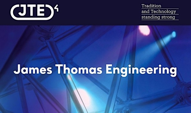 Nuovo sito web James Thomas Engineering per la regione EMEA.