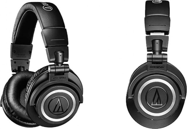 Audio-Technica lancia le cuffie Bluetooth ATH-M50xBT