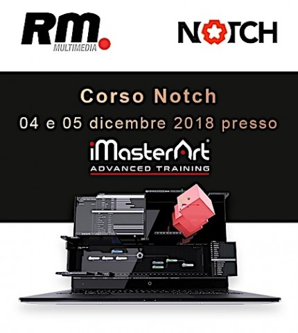 RM Multimedia annuncia Notch Training