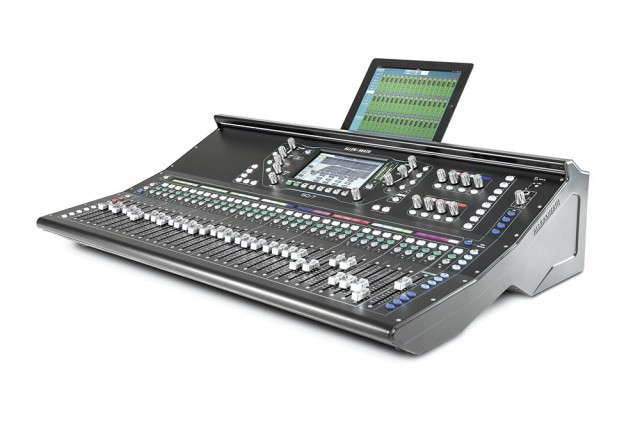 Allen & Heath SQ7 – Console audio digitale 48 canali - 96 kHz