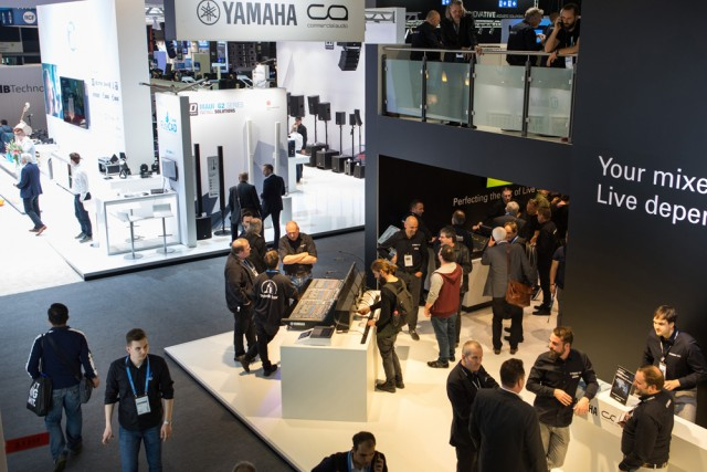 Yamaha a Musikmesse e Prolight+Sound
