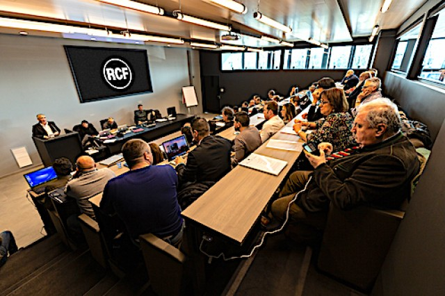 "Seminario RCF Audio Academy – ""Safety nei grandi eventi"""