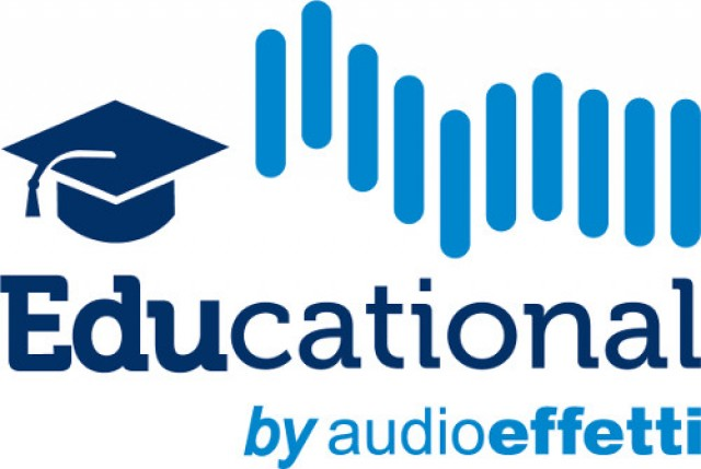 Parte il programma Educational di Audio Effetti