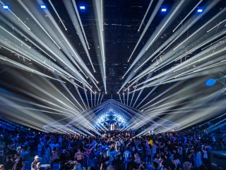 Claypaky a Eurovision Song Contest 2019