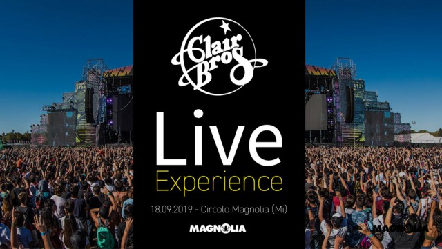 Clair Brothers Live Experience
