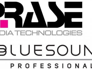 Prase distribuisce Bluesound Professional