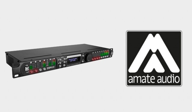 Amate Audio DSP 608