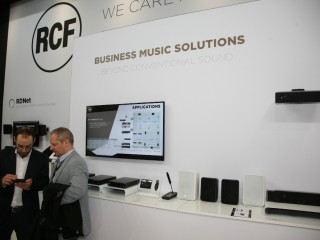 RCF Business Music Solution a ISE 2020