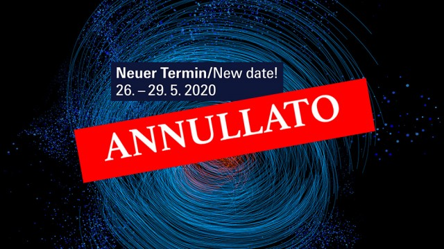 Annullata la fiera Prolight + Sound 2020