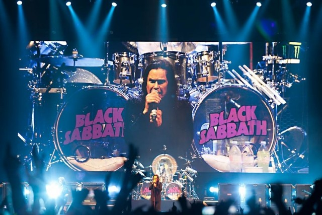 "Black Sabbath ""13"" World Tour"