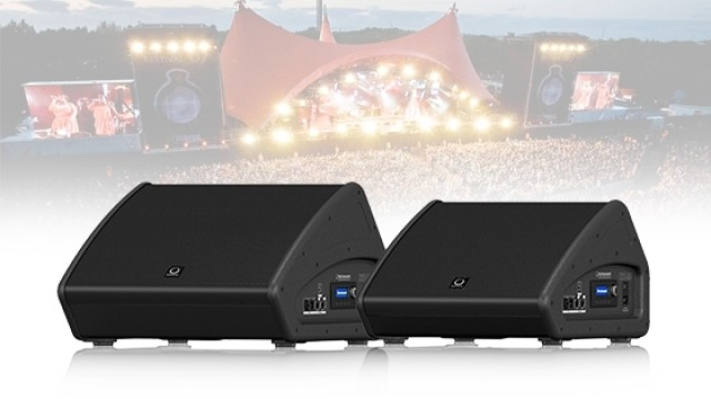 Turbosound espande la serie FlashLine Monitors