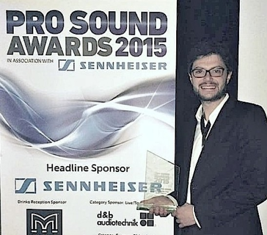 Davide Lombardi – Engineer of the Year