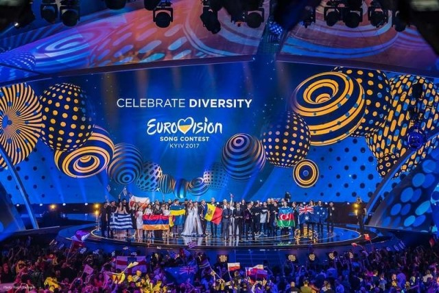 Elation al 2017 Eurovision Song Contest di Kiev