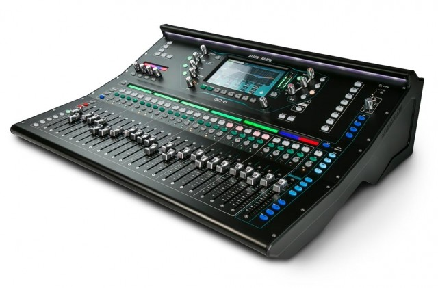 Nuova serie di mixer digitali Allen & Heath SQ
