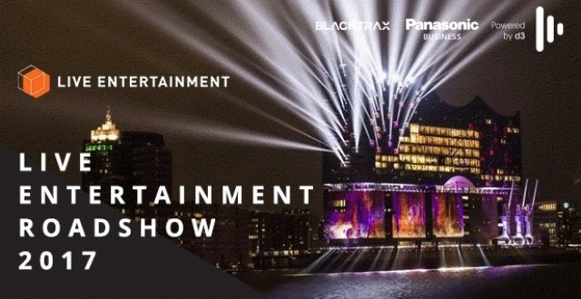 Live Entertainment Roadshow